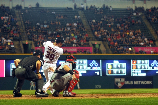 Indians vs. Angels - 8/14/16 MLB Pick, Odds, and Prediction