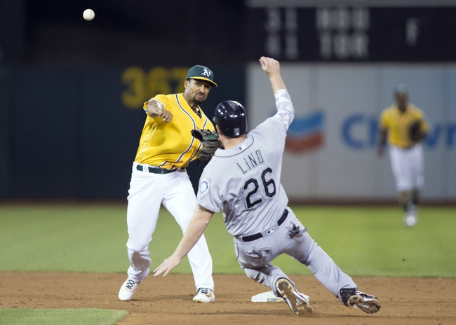 Oakland Athletics vs. Seattle Mariners - 9/11/16 MLB Pick, Odds, and Prediction