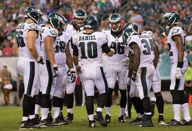 Philadelphia Eagles vs. New York Jets - 9/1/16 NFL Pick, Odds, and Prediction
