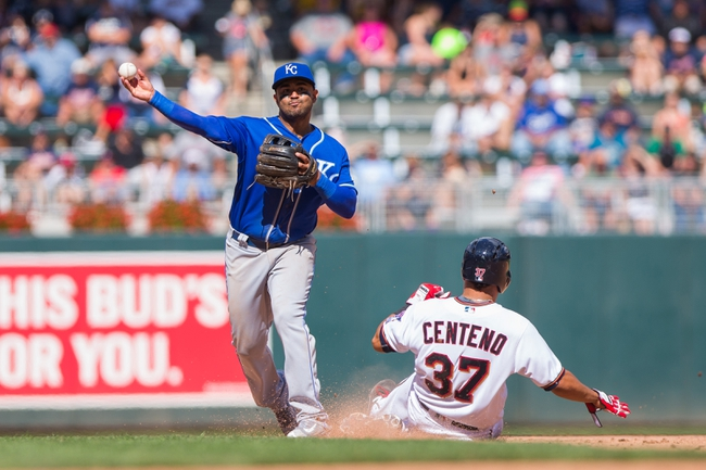 Royals vs. Twins - 8/18/16 MLB Pick, Odds, and Prediction