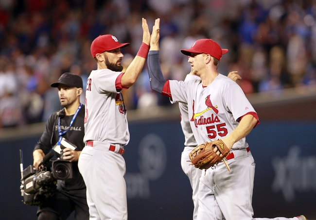 St. Louis Cardinals vs. Chicago Cubs - 9/12/16 MLB Pick, Odds, and Prediction