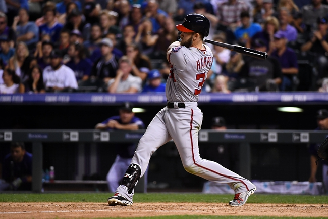 Atlanta Braves vs. Washington Nationals - 8/18/16 MLB Pick, Odds, and Prediction