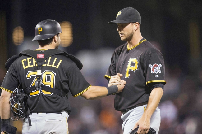 Giants vs. Pirates - 8/17/16 MLB Pick, Odds, and Prediction
