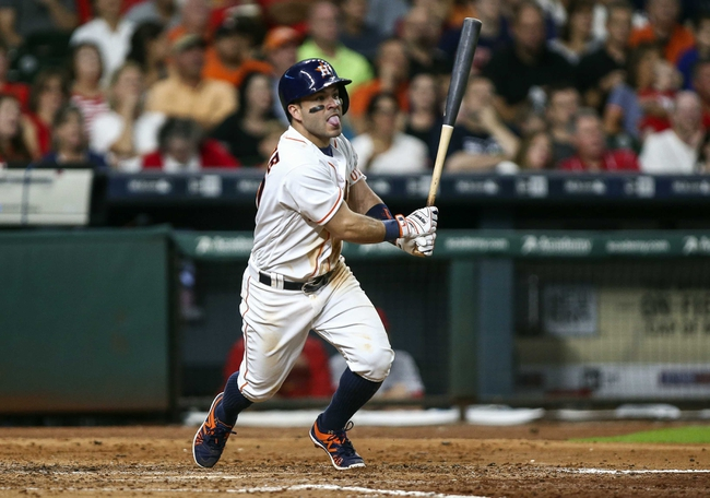 Pittsburgh Pirates vs. Houston Astros - 8/22/16 MLB Pick, Odds, and Prediction
