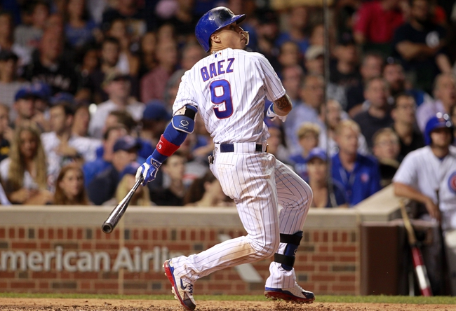 Chicago Cubs vs. Milwaukee Brewers - 8/17/16 MLB Pick, Odds, and Prediction
