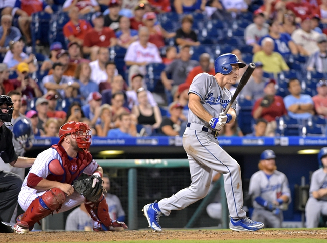 Philadelphia Phillies vs. Los Angeles Dodgers - 8/17/16 MLB Pick, Odds, and Prediction