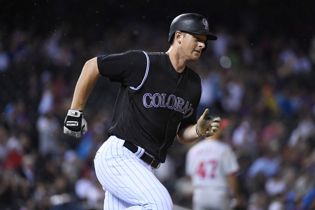 Rockies vs. Nationals - 8/17/16 MLB Pick, Odds, and Prediction