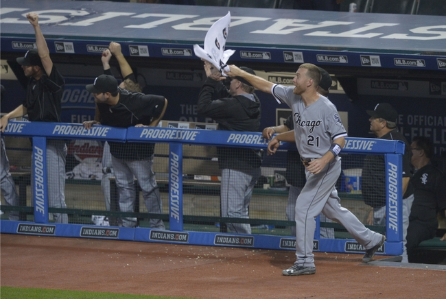 Indians vs. White Sox - 8/18/16 MLB Pick, Odds, and Prediction