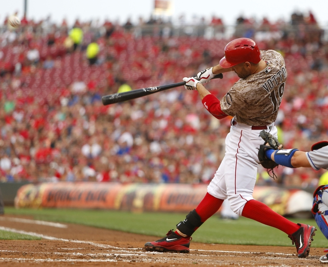 Cincinnati Reds vs. Los Angeles Dodgers - 8/20/16 MLB Pick, Odds, and Prediction