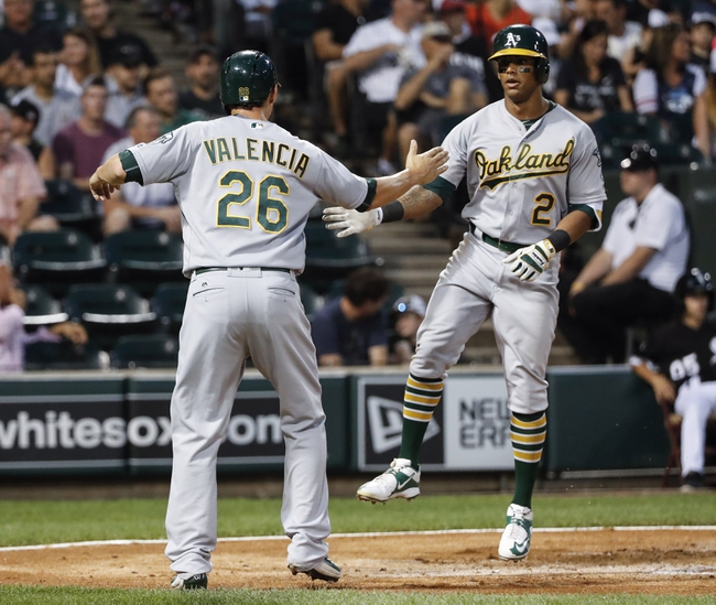 Chicago White Sox vs. Oakland Athletics - 8/20/16 MLB Pick, Odds, and Prediction