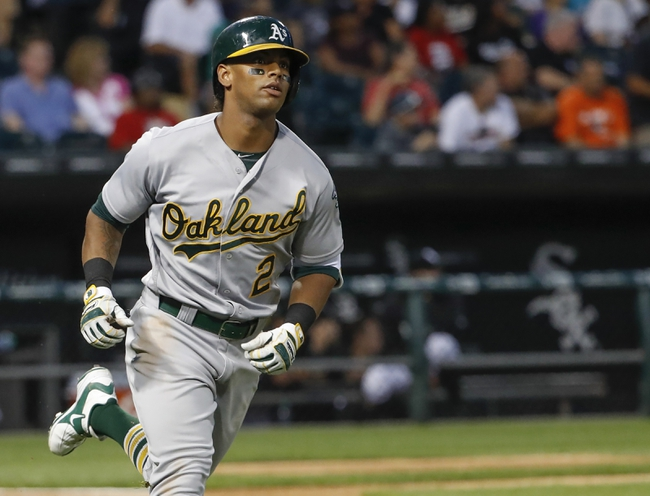 Chicago White Sox vs. Oakland Athletics - 8/21/16 MLB Pick, Odds, and Prediction