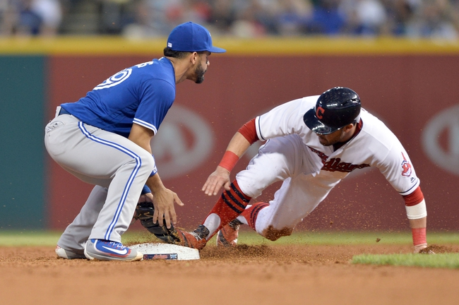Cleveland Indians vs. Toronto Blue Jays - 8/20/16 MLB Pick, Odds, and Prediction