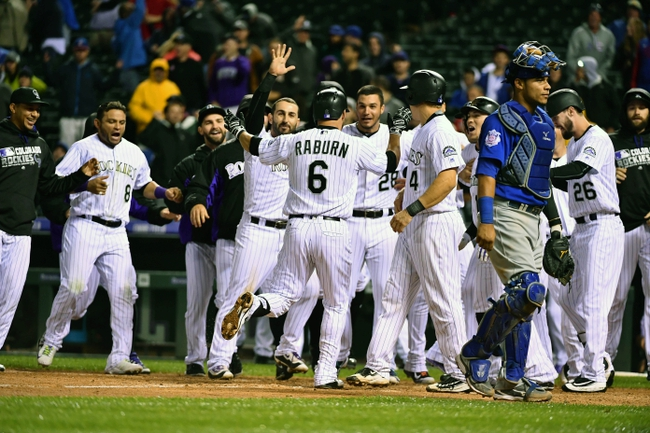 Rockies vs. Cubs - 8/21/16 MLB Pick, Odds, and Prediction