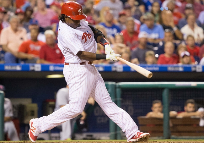 Philadelphia Phillies vs. St. Louis Cardinals - 8/21/16 MLB Pick, Odds, and Prediction