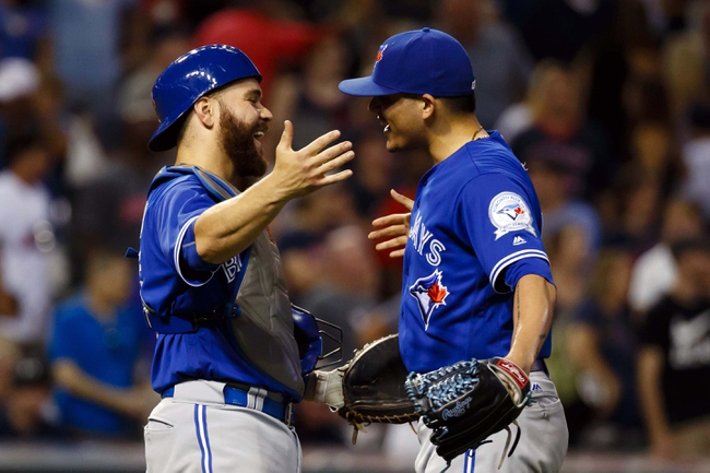 Cleveland Indians vs. Toronto Blue Jays - 8/21/16 MLB Pick, Odds, and Prediction