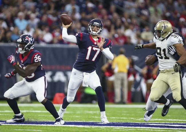 Arizona Cardinals at Houston Texans - 8/28/16 NFL Pick, Odds, and Prediction
