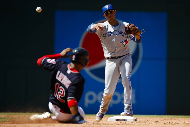 Toronto Blue Jays at Cleveland Indians ALCS Game One - 10/14/16 MLB Pick, Odds, and Prediction