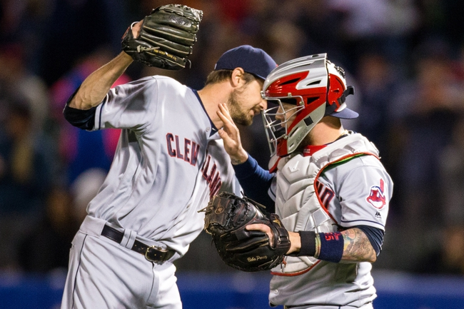 Athletics vs. Indians - 8/23/16 MLB Pick, Odds, and Prediction