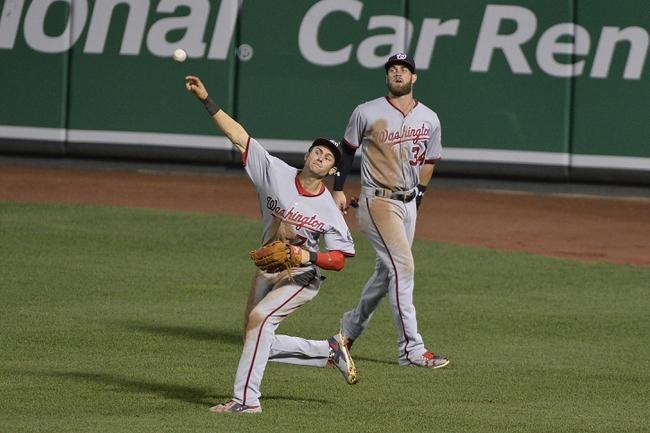 Washington Nationals vs. Baltimore Orioles - 8/24/16 MLB Pick, Odds, and Prediction