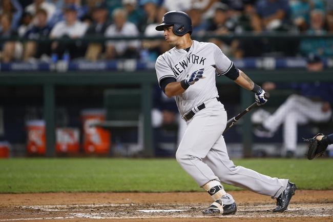 Mariners vs. Yankees - 8/24/16 MLB Pick, Odds, and Prediction