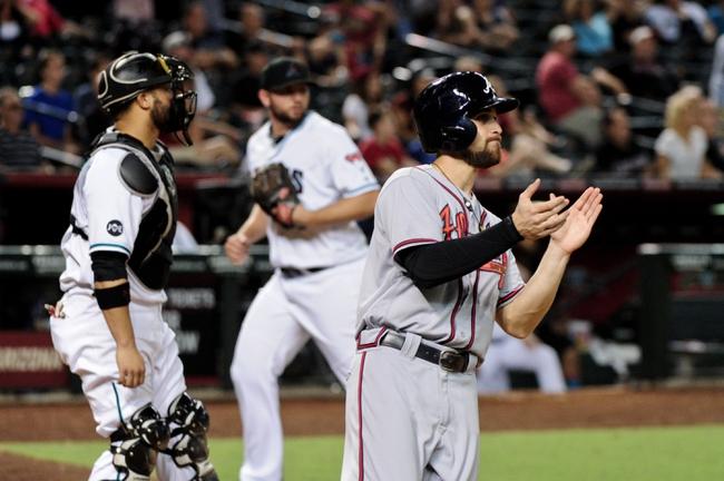 Diamondbacks vs. Braves - 8/24/16 MLB Pick, Odds, and Prediction