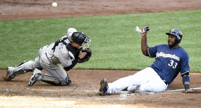 Rockies vs. Brewers - 10/2/16 MLB Pick, Odds, and Prediction