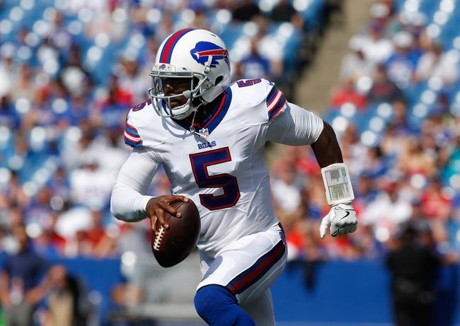 Buffalo Bills at Baltimore Ravens- 9/11/16 NFL Pick, Odds, and Prediction
