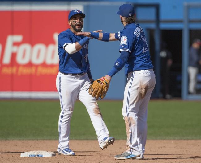 Toronto Blue Jays vs. Minnesota Twins - 8/28/16 MLB Pick, Odds, and Prediction