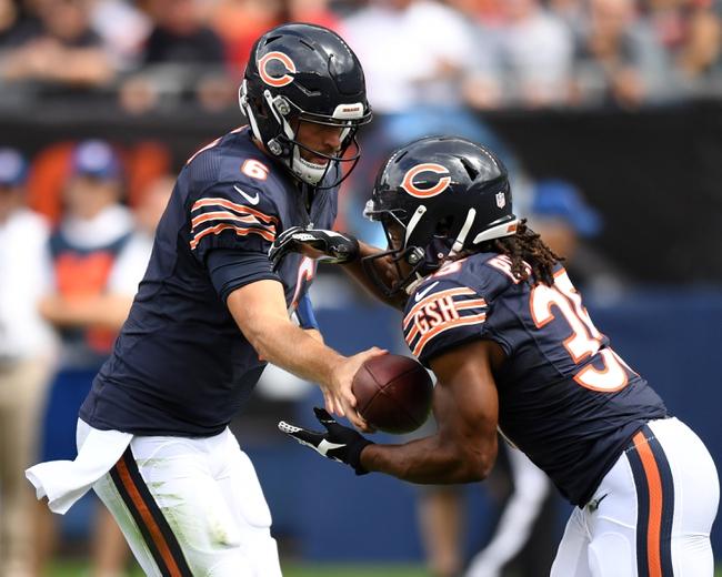 Chicago Bears vs. Philadelphia Eagles - 9/19/16 NFL Pick, Odds, and Prediction