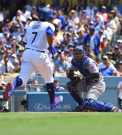Los Angeles Dodgers vs. Chicago Cubs - 8/28/16 MLB Pick, Odds, and Prediction