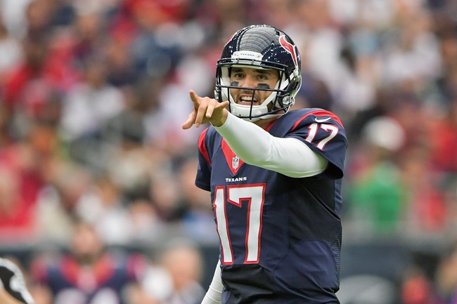 Houston Texans vs. Chicago Bears  - 9/11/16 NFL Pick, Odds and Prediction
