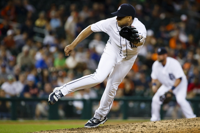 Detroit Tigers vs. Chicago White Sox - 8/30/16 MLB Pick, Odds, and Prediction