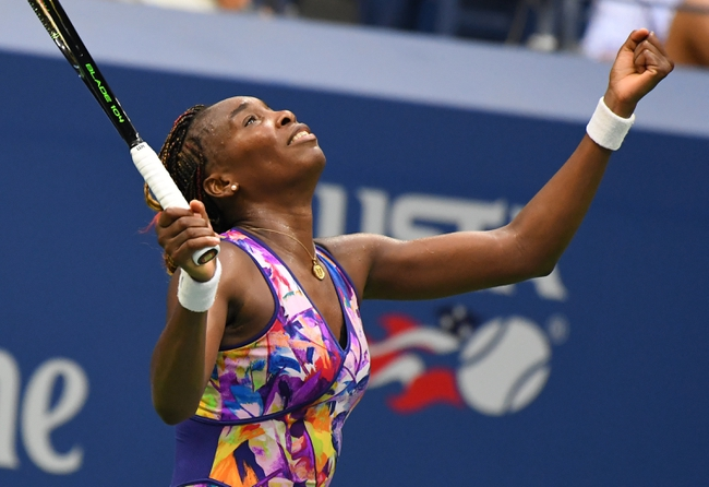 US Open: Serena brushes off injury concerns