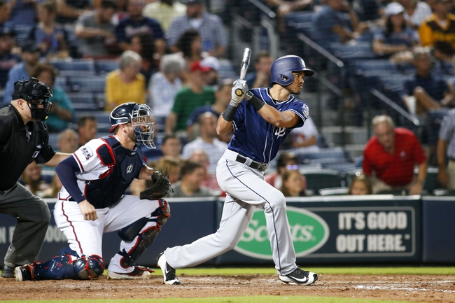 Atlanta Braves vs. San Diego Padres - 8/31/16 MLB Pick, Odds, and Prediction