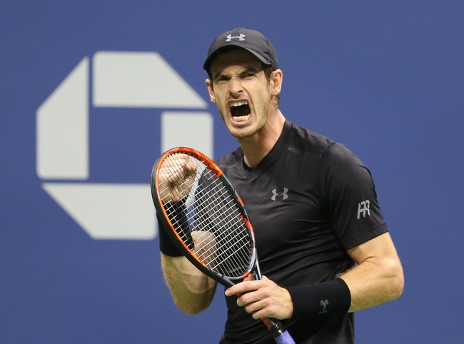 Andy Murray vs. Marcel Granollers 2016 US Open Pick, Odds, Prediction