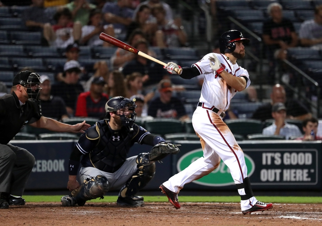Atlanta Braves vs. San Diego Padres - 9/1/16 MLB Pick, Odds, and Prediction