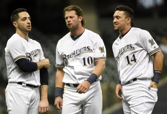 Cardinals vs. Brewers - 9/11/16 MLB Pick, Odds, and Prediction