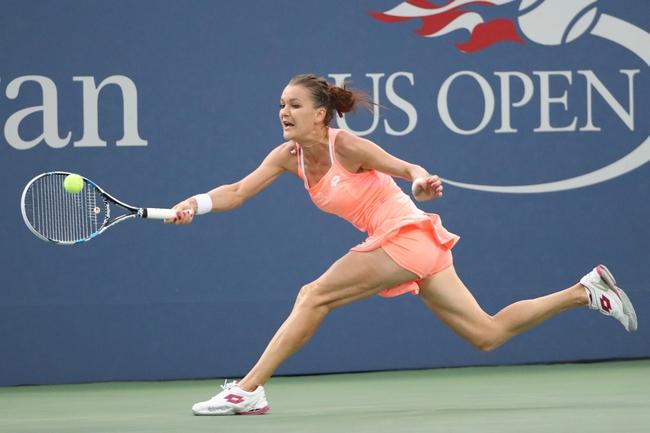 Agnieszka Radwanska vs. Caroline Garcia 2016 US Open Pick, Odds, Prediction