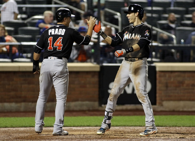Cleveland Indians vs. Miami Marlins - 9/2/16 MLB Pick, Odds, and Prediction