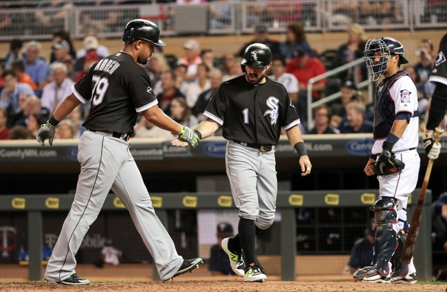 Twins vs. White Sox - 9/2/16 MLB Pick, Odds, and Prediction