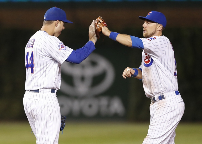 Chicago Cubs vs. San Francisco Giants - 9/2/16 MLB Pick, Odds, and Prediction