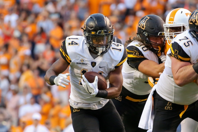 Appalachian State vs. Old Dominion - 9/10/16 College Football Pick, Odds, and Prediction