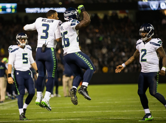 Miami Dolphins at Seattle Seahawks- 9/11/16 NFL Pick, Odds, and Prediction