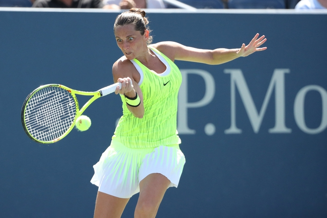 Roberta Vinci vs. Lesia Tsurenko 2016 US Open Pick, Odds, Prediction