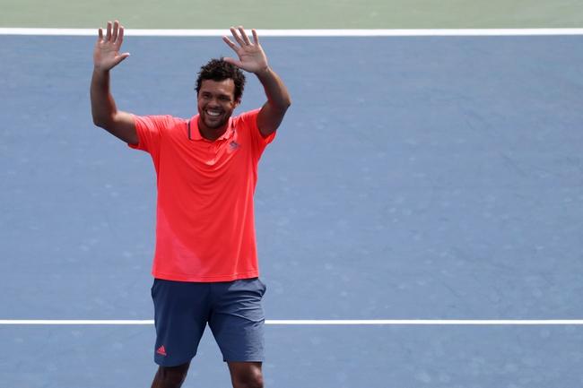 Jo-Wilfried Tsonga vs. Jack Sock 2016 US Open Pick, Odds, Prediction