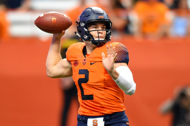 Syracuse Orange vs. Louisville Cardinals - 9/9/16 College Football Pick, Odds, and Prediction