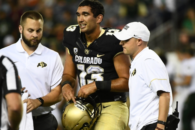 Oregon State at Colorado - 10/1/16 College Football Pick, Odds, and Prediction