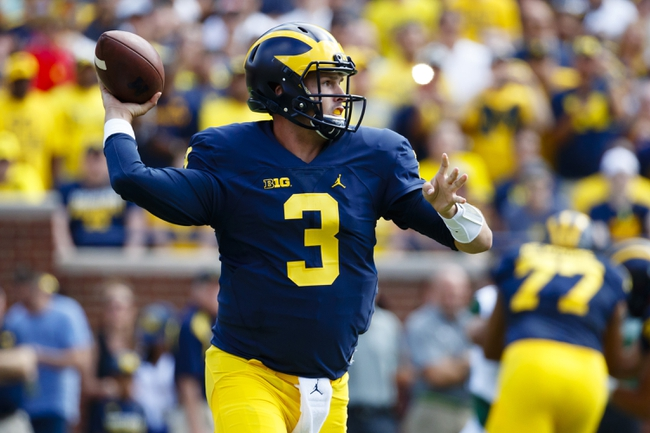 Michigan vs. UCF - 9/10/16 College Football Pick, Odds, and Prediction