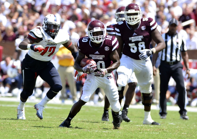 Mississippi State vs. South Carolina - 9/10/16 College Football Pick, Odds, and Prediction