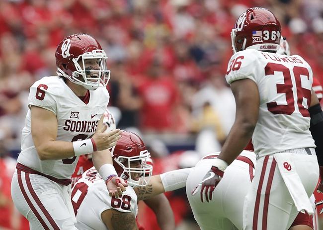 Oklahoma vs. Louisiana-Monroe - 9/10/16 College Football Pick, Odds, and Prediction